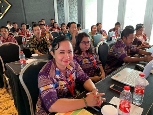 APLIKASI PAHARI di Bali